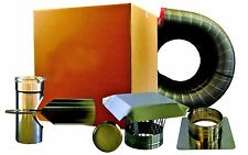 """**DO IT YOURSELF!!** CHIMNEY LINER TEE KIT 6"""" x 20' **EASY TO INSTALL** Warranty"""