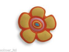 Kids Childrens Novelty Wardrobe Drawer Cabinet Cupboard Flower Handles Knobs