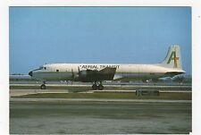 Aerial Transit Douglas DC-6BF Aviation Postcard, A675