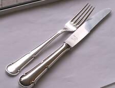 Besteck  Maya Pohrath 100 er Silber 12 Personen 29 teilig Chippendale Messer Gab