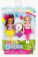 Barbie Club Chelsea Birthday Party Playset Dolls and Accessories New Mattel