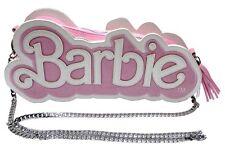 Official Barbie Logo Cross Body Handbag