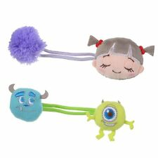 Disney Store Japan Monsters Inc Boo Mike Sally Hair Tie Bag Accessory
