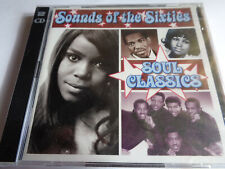 2 CD Sounds Of the Sixties Time Life SOUL CLASSICS TL SCC/25