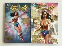 Wonder Woman '77 Volumes 1-2 TPB Softcover [DC 2016]