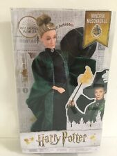 Harry Potter Wizarding World Minerva McGonagall 2018 Mattel Collectible Doll