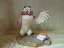 "Disney Winnie Pooh and Friends Owl ""You've Done A Very Grand Thing"" Figurine"
