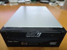 HP DAT72 Internal USB DW020-60040-E  Internal tape drive Black Bezel DDS5 DDS-5