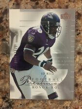 2002 Upper Deck Honor Roll Ed Reed RC - Baltimore Ravens 🔥