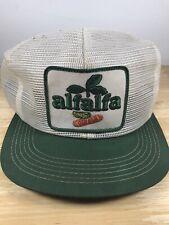 Vintage K Brand Dekalb Alfalfa Full Mesh Snapback Hat
