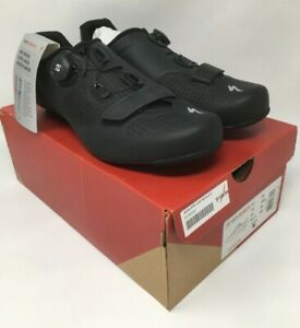 SPECIALIZED Expert Road FACT Carbon EU 47 US 13 UK 12 Black Shoes MSRP $200