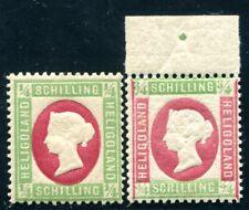 HELGOLAND 1873 8-9 ** POSTFRISCH TADELLOS (D9421