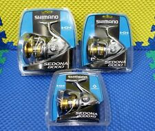 Shimano SEDONA FI Spinning Reels NEW In Clam Pack CHOOSE YOUR MODEL!