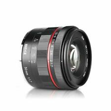 Meike Mk-50mm F1.7 Large Wide Angle Manual Focus Lens for Olypums Panasonic M3/4
