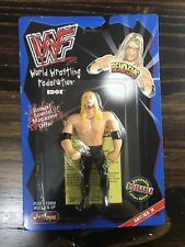 EDGE WWF Bend Em MOC WWE JUSTOYS BendEms Bend-Ems Bendie