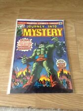Journey Into Mystery Number 10 Marvel Comic 1974