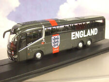 OXFORD 1/76 SCANIA IRIZAR i6 GUIDELINE ENGLAND FOOTBALL TEAM BUS/COACH 76IR6005