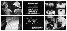 """16mm Film: THE LITTLE RASCALS """"Spooky Hooky"""" (1936) NEAR MINT BLACKHAWK ORIG"""