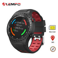 lemfo M1 smart watch GPS SIM card IP67 étanche heart rate monitor Android ios