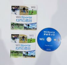 Wii Sports (Nintendo Wii, 2006) Complete, Check Store for Other Options
