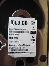 Western Digital 1,5 TB TP010102001500A WD1502FYPS 18OCT2014 Teleplan PCB OK