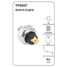 Tridon Engine Oil Pressure Switch LANDCRUISER COROLLA OUTBACK 323 LASER TPS007