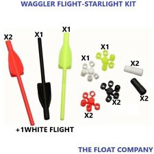 WAGGLER FLIGHTED TIP KIT