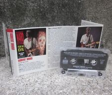 ROBERT WARD Fear No Evil cassette tape Ohio Players blues 1991 soul Magnatone