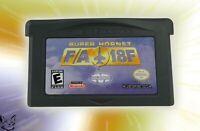 Super Hornet FA-18F [Nintendo Game Boy Advance Military Flight Sim Middle East