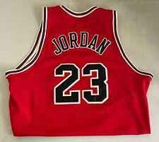 Michael Jordan #23 Mitchell & Ness 1984-85 Throwback Chicago Bulls Jersey XL