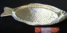 Lg Reed & Barton '30's Silver Deco Fish Serving Tray Platter - View Our Listings