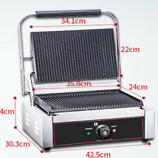 Electric Grilling Machine Griddles Waffle Bread Maker Toaster Baking