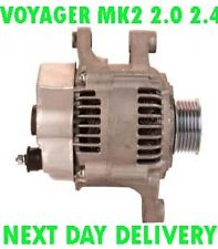 CHRYSLER VOYAGER MK2 2.0 2.4 1995 1996 1997 1998 1999 2000 2001 RMFD ALTERNATOR