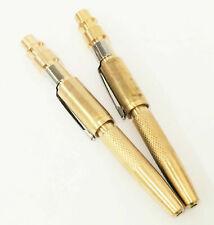 150Psi Max Pressure Auto Adjustable Air Blow Pocket Gun Air Tool W/Clip (2pc)