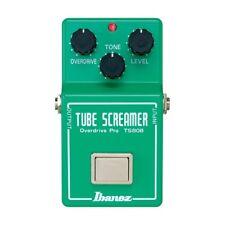 IBANEZ Tube Screamer TS808 Distortion NEW Guitar Effect Pedal w/ Free Pick
