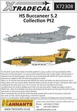 Xtradecal 1/72 Blackburn Buccaneer S.2 Collection Part 2 # 72308