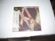 HERB ALPERT  - RISE + BONUS TRACK - JAPAN CD MINI LP