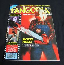 Fangoria Magazine #9 November 1980-Motel Hell Cover-RARE-MINT!