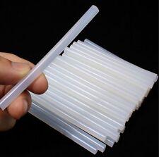 90 x 7mm Mini Glue Sticks for Hot Melt Gun 7.2mm General Purpose Clear Adhesive