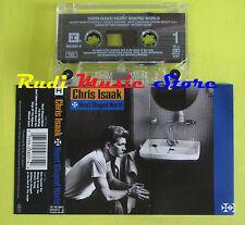MC CHRIS ISAAK Heart shaped world 1989 germany WARNER 925 837-4 no cd lp dvd vhs