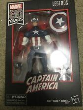 Marvel Legends 80 Years Captain America Action Figure Walmart exclusive