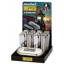 METAL CLIPPER GASOLINE LIGHTER LIMITED EDITION -NEW-