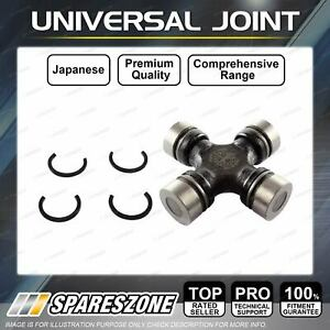 1 x Rear Japanese Universal Joint for Lada Niva 4x4 1.7L 1993-1998