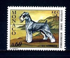 MONACO - 1974 - Esposizione canina internazionale di Montecarlo - MNH