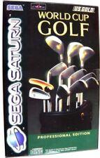 Videojuegos golf SEGA PAL