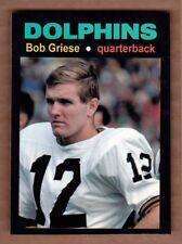 Bob Griese '67 Miami Dolphins rookie season Monarch Corona Glory Days #14