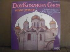 Vinyl-Schallplatten mit Weltmusik aus Russland