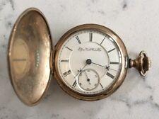 National Watch Company Bw Raymond New listing Antique Pocket Watch Elgin