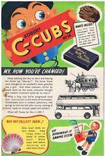 CADBURYS C-CUBS MAGAZINE No.14