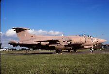 Original colour slide Buccaneer S.2B desert XX885/L of 208 Sqdn. Royal Air Force